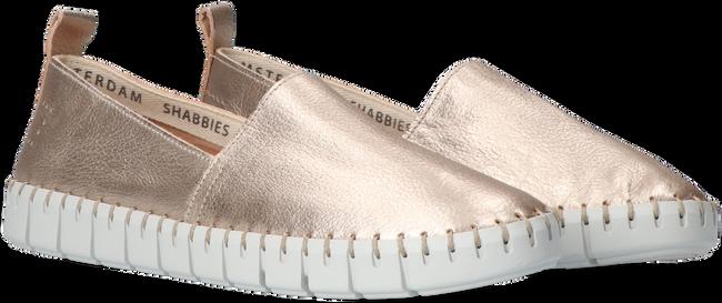 Braune SHABBIES Loafer 120020038  - large