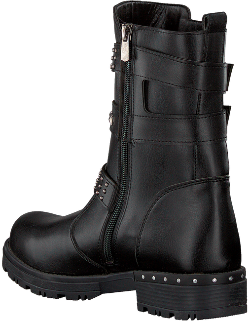 Schwarze GUESS Ankle Boots JULIA KIDS  - large
