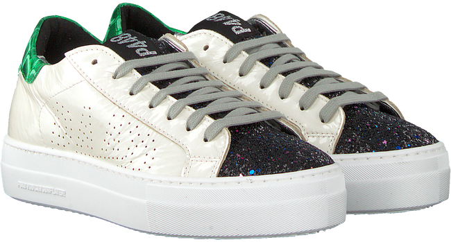 Weiße P448 Sneaker THEA  - large