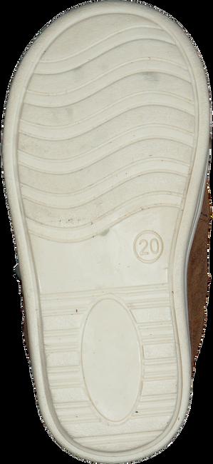 Cognacfarbene BUNNIES JR Sneaker SJIMMIE STOER  - large