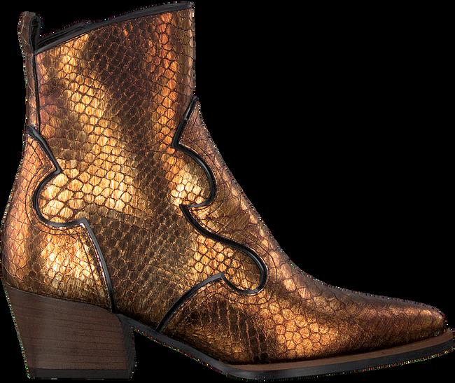 Bronzefarbene MARIPE Stiefeletten 31006  - large