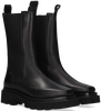 Schwarze TORAL Chelsea Boots TL-12681  - small