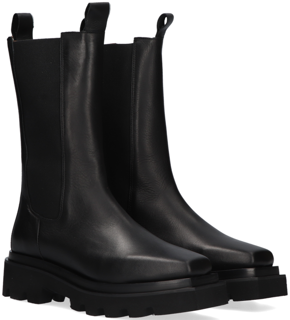 Schwarze TORAL Chelsea Boots TL-12681  - large