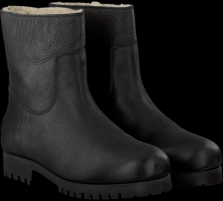 schwarze shabbies ankle boots 181020072 jetzt im sale. Black Bedroom Furniture Sets. Home Design Ideas