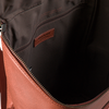 Cognacfarbene MATT & NAT Rucksack BRAVE BACKPACK  - small