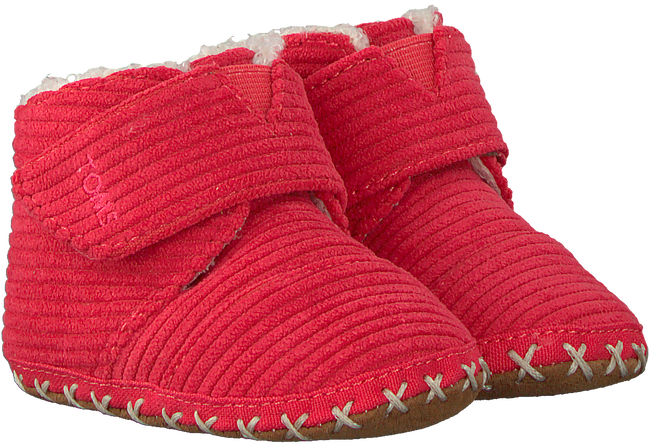 Rote TOMS Babyschuhe CUNA  - large