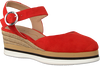 Rote UNISA Espadrilles JACER  - small