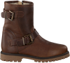 Cognacfarbene TON & TON Ankle Boots 292181  - small
