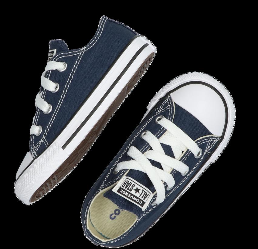 Blaue CONVERSE Sneaker CTAS OX KIDS - larger