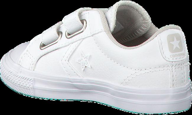 Weiße CONVERSE Sneaker STAR PLAYER EV 2V OX KIDS - large