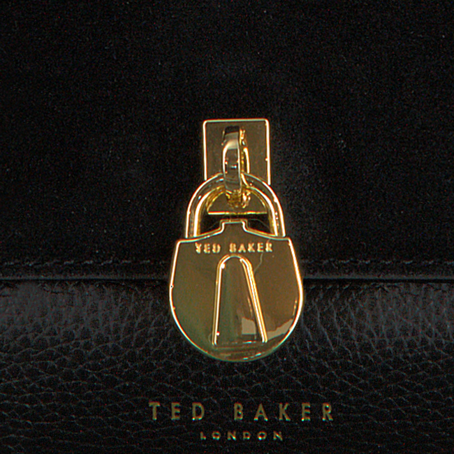 Schwarze TED BAKER Gürteltasche MARLEEA  - large