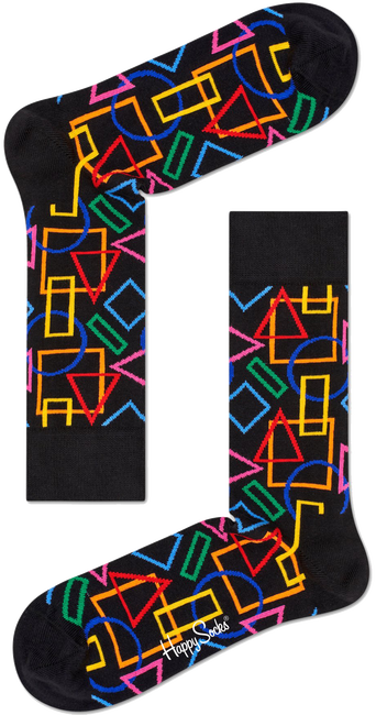 HAPPY SOCKS Socken GEOMETRIC - large