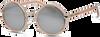Beige IKKI Sonnenbrille JINX - small