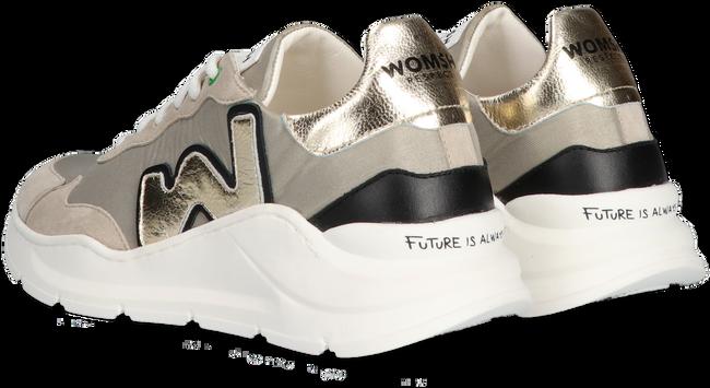 Beige WOMSH Sneaker low WAVE  - large