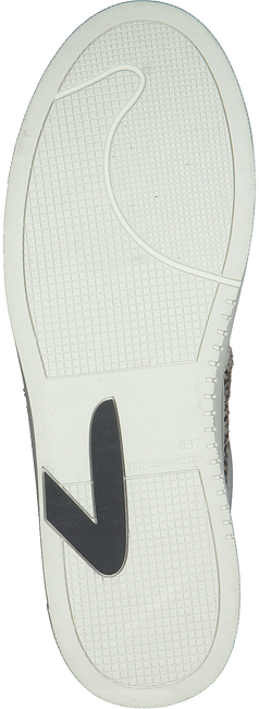 Weiße HUB Sneaker low HOOK-Z LW  - large