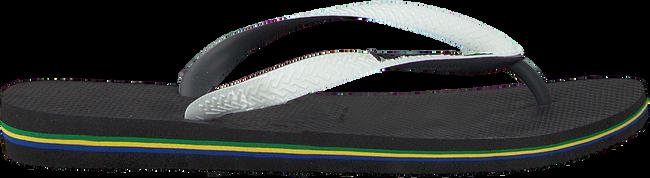 Schwarze HAVAIANAS Zehentrenner BRASIL MIX - large