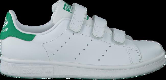 Weiße ADIDAS Sneaker STAN SMITH CF J - large