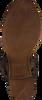 Braune RED-RAG Sandalen 79174  - small