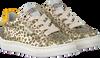 Goldfarbene DEVELAB Sneaker low 41840  - small