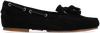Schwarze SHABBIES Mokassins 120020036  - small
