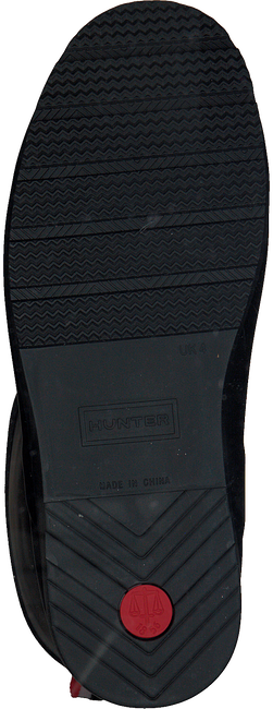 Schwarze HUNTER Gummistiefel PLAY BOOT TALL - large
