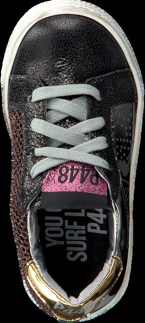 Schwarze P448 Sneaker JOHN KIDS - large