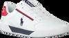 Weiße POLO RALPH LAUREN Sneaker low KEELIN  - small