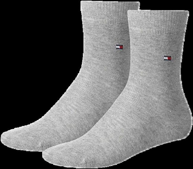 Graue TOMMY HILFIGER Socken TH CHILDREN SOCK TH BASIC 2P - large