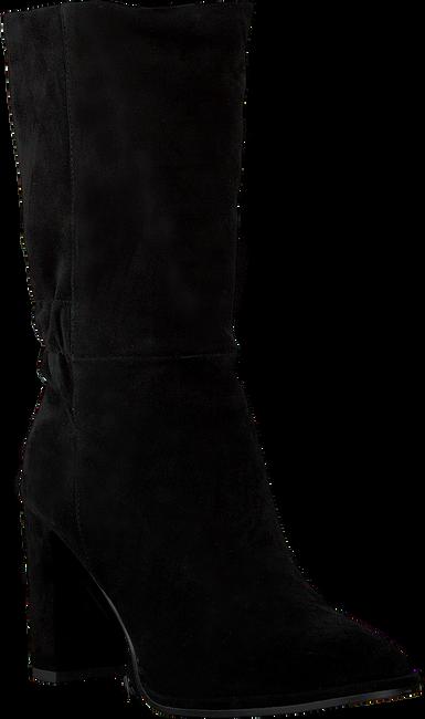 Schwarze LOLA CRUZ Stiefeletten 100B30BK  - large