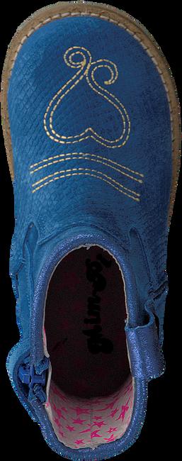 Blaue MIM PI Langschaftstiefel 1430 - large