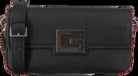 Schwarze GUESS Umhängetasche BRIGHTSIDE SHOULDER BAG  - medium