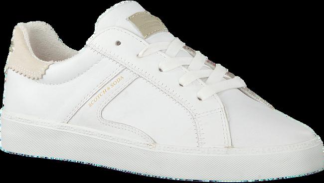 Weiße SCOTCH & SODA Sneaker high LAURITE  - large