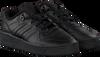 Schwarze ADIDAS Sneaker RIVALRY LOW J  - small