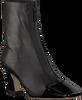 Schwarze LOLA CRUZ Stiefeletten 096T14BK  - small