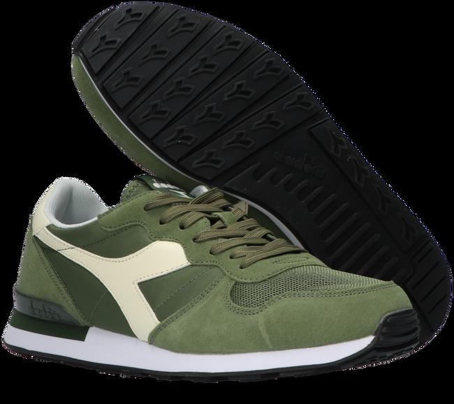Grüne DIADORA Sneaker CAMARO  - large