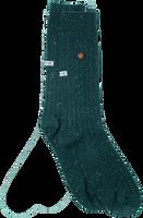 Grüne Alfredo Gonzales Socken SPECKLED COTTON  - medium