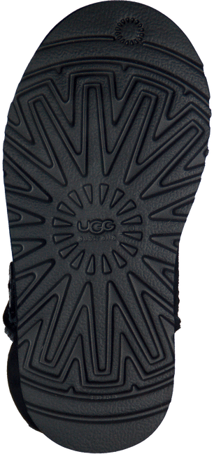 Schwarze UGG Winterstiefel BAILEY BUTTON KIDS - large