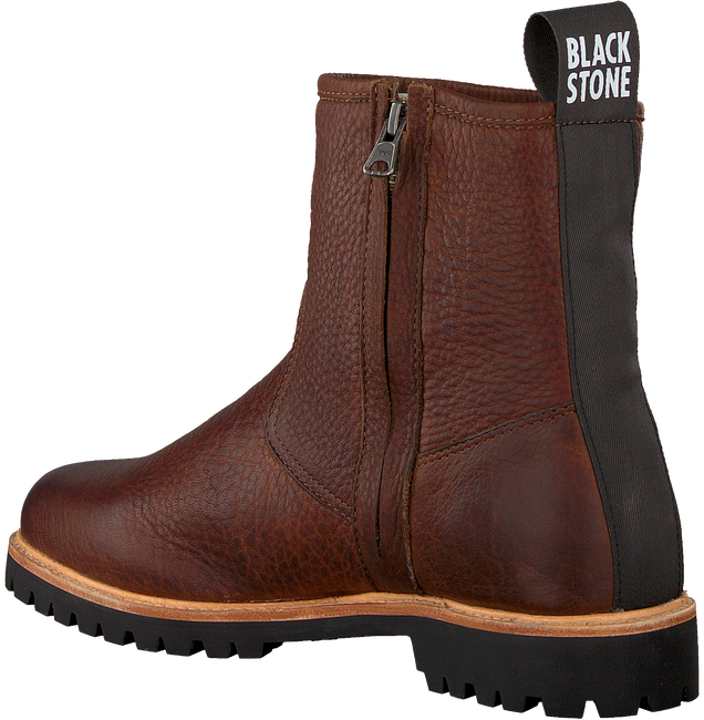 Braune BLACKSTONE Ankle Boots SG54  - large