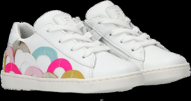 Weiße JOCHIE & FREAKS Sneaker low JF-21102  - large