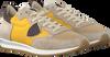 Gelbe PHILIPPE MODEL Sneaker TROPEZ  - small