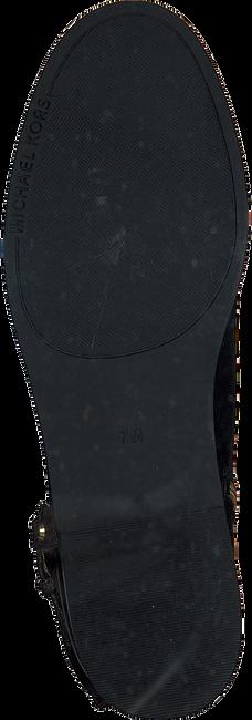 Schwarze MICHAEL KORS Stiefeletten PRESTON FLAT  BOOTIE  - large