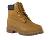 Camelfarbene TIMBERLAND Ankle Boots 6IN PREM RUST - small