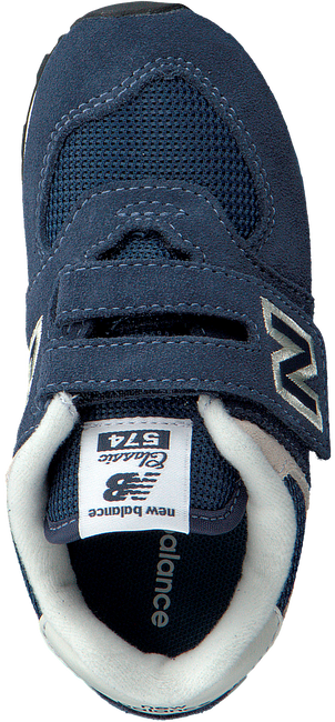Blaue NEW BALANCE Sneaker YV574/IV574 - large