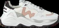 Weiße WOMSH Sneaker low FUTURA  - medium