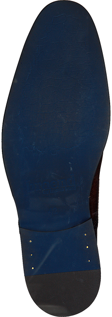 Cognacfarbene BRAEND Schnürschuhe 24793 - large