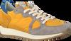 Gelbe PHILIPPE MODEL Sneaker MONACO VINTAGE  - small