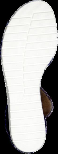 Schwarze GABOR Sandalen 570 - large