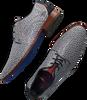 Blaue REHAB Business Schuhe GREG PYRAMID  - small