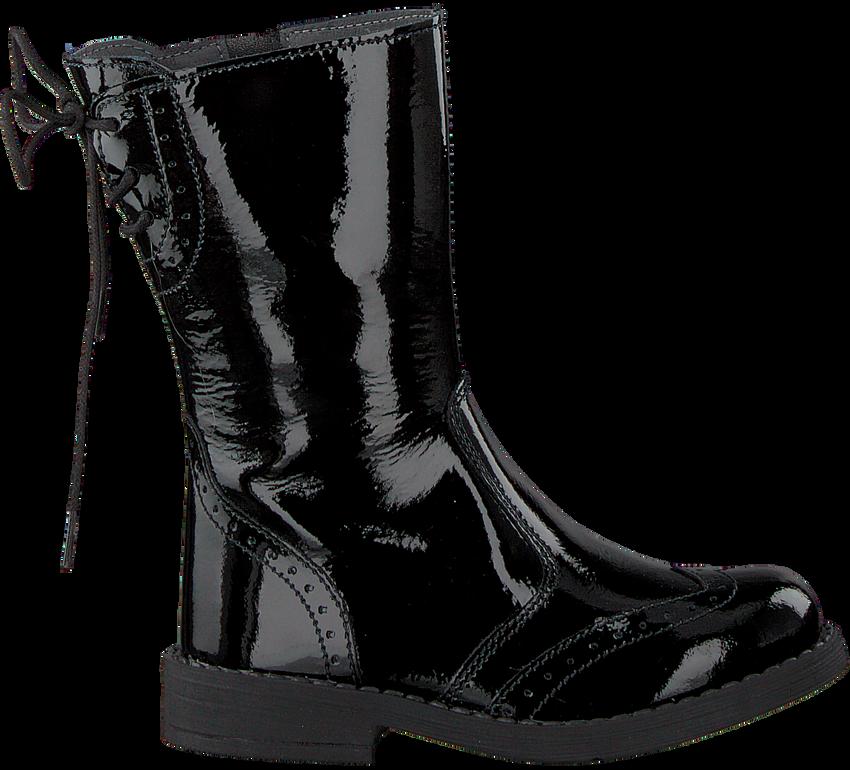 Schwarze TON & TON Hohe Stiefel MK2870D9I  - larger