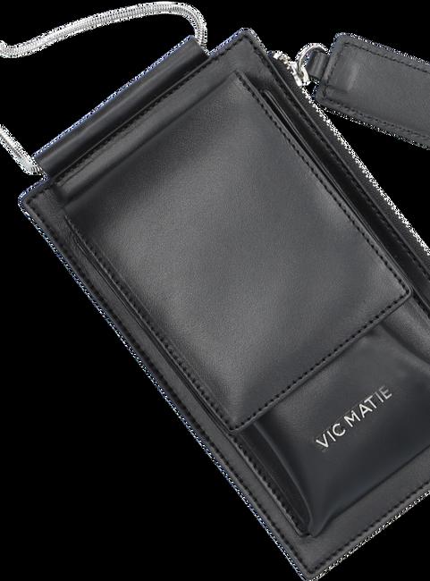 Schwarze VIC MATIE Handy-Schutzhülle 1W0438T  - large